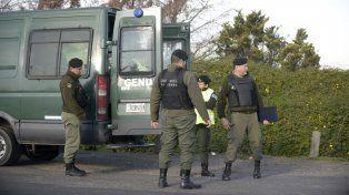 Los efectivos de Gendarmería retornarán a la provincia de Santa Fe y el martes se definiría el plan de arribo.