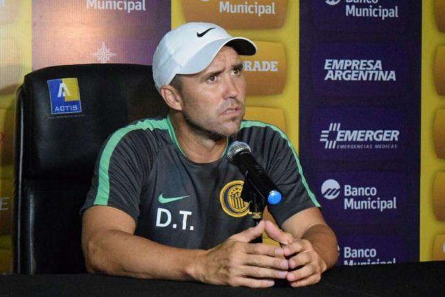 Coudet quiere de vuelta a Donatti: Lo voy a anotar, saben que me gusta y allá no tiene continuidad