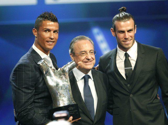 Cristiano Ronaldo ganó el jueves el premio de la UEFA al Mejor Jugador en  Europa la 3ef63cd2a666b