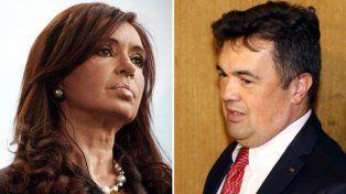 duelo. Marijuan pidió la indagatoria de Fernández de Kirchner por presunto ocultamiento de pruebas en favor de Báez.