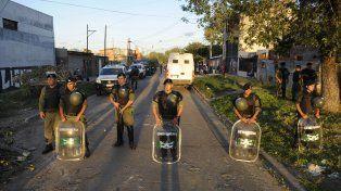 vigilados. Los gendarmes patrullarán Funes y tendrán una presencia permanente en los accesos a esa ciudad.