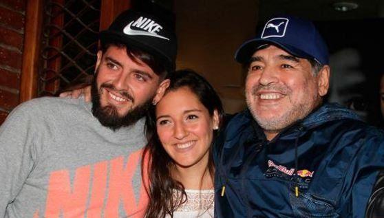 Jana y Diego Jr al fin fueron reconocidos por su padre y lo viven con felicidad. Dalma y Gianinna prefirieron no participar.