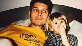 Feliz cumple hija hermosa@micatinelli. Te amooo profundamente❤️, escribió en Instagram.