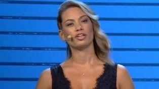 Una presentadora de televisión se sacó una selfie millonaria de la Champions League