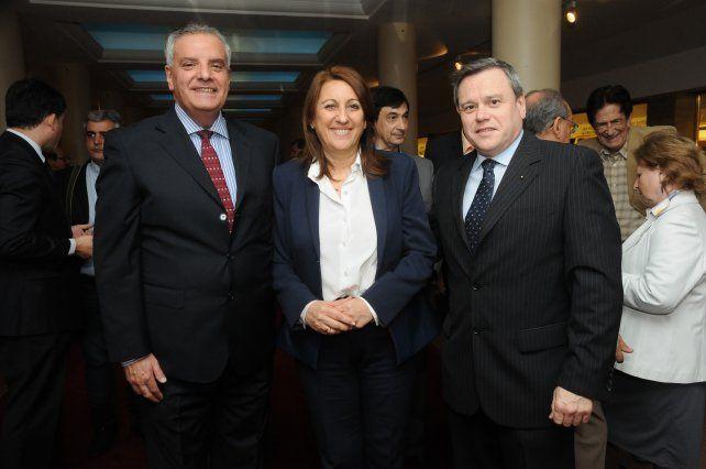 El cónsul general de Uruguay