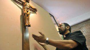 El padre Ignacio pidió que se ablanden los corazones armados para reconstruir un país mejor