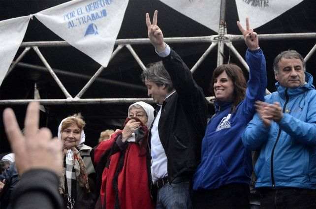Máximo Kirchner llamó a enfrentar el modelo económico del gobierno