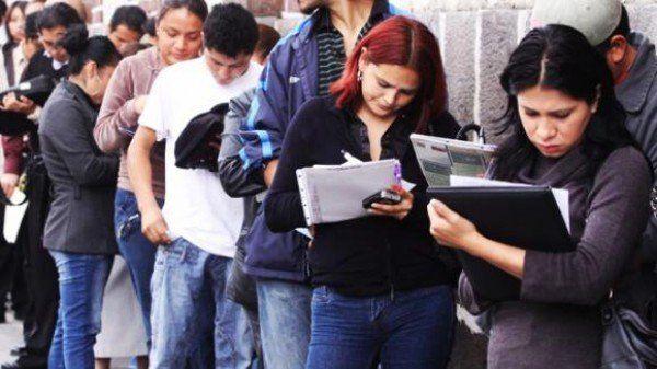 Empleo joven, la primera estación de la crisis laboral