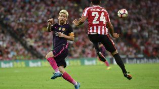 Messi suma 350 partidos en la liga española, con 314 goles y 264 victorias.
