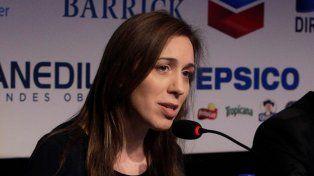 Amenazaron otra vez a María Eugenia Vidal y ya van seis veces en una semana