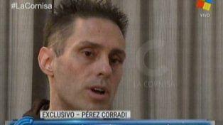 Pérez Corradi es el principal acusado por las muertes de Forza, Ferrón y Bina.