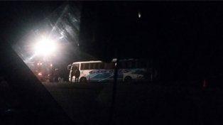 Dos muertos al chocar de frente un ómnibus y un auto en la ruta 34