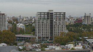 Es verdad que bajaron permisos de edificación pero creció la proyección de metros cuadrados