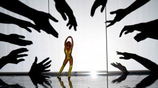 Fallido regreso de Britney Spears a los premios MTV que bailó poco e hizo playback