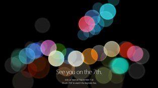 Apple finalmente puso fecha para la presentación del esperado Iphone 7