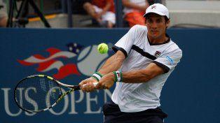 El rosarino Bagnis se retiró por lesión y quedó eliminado del US Open en primera ronda