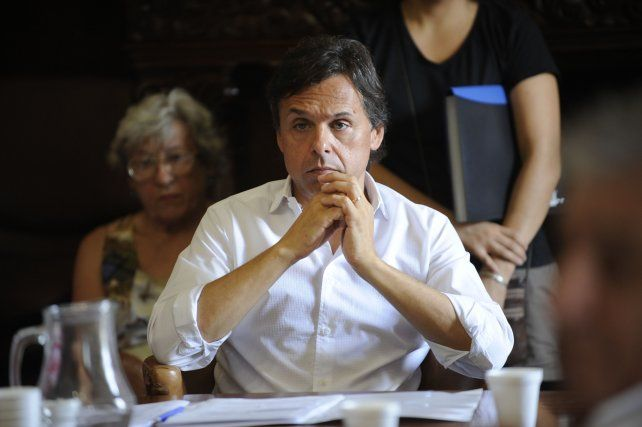 El concejal Giuliano. (Foto de archivo)