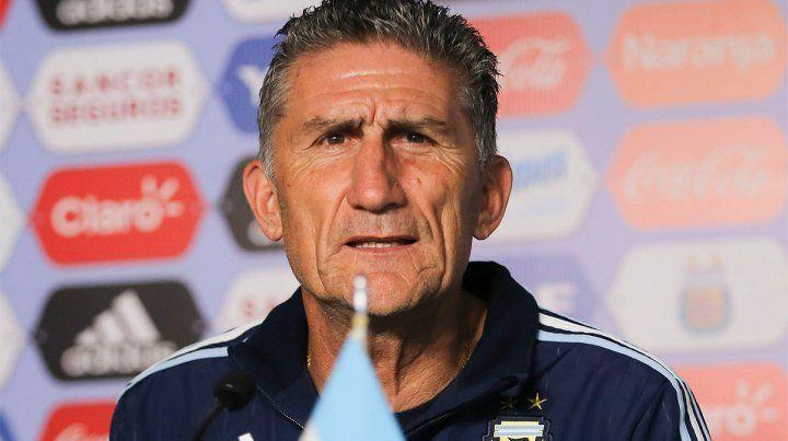 Bauza señaló que en cuanto pueda viajará a Rosario para hablar con Martino