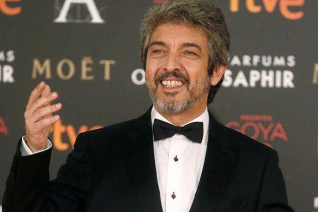 Ricardo Darín fue elegido entre los mejores actores del mundo