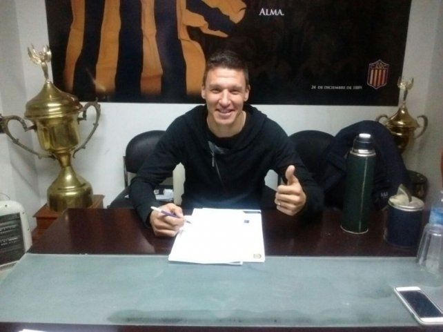 Musto renovó su contrato con Central hasta junio de 2019