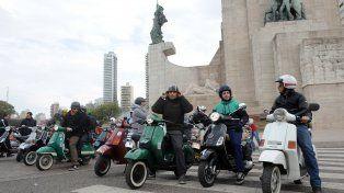 presión. Los motociclistas llegarán hasta el emblema máximo de la ciudad el día en que el Concejo apruebe la norma.