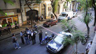3 de febrero al 1000. El lugar donde Peralta ejecutó, según la fiscal, al policía Carlos Dolce, el 5 de febrero de 2013