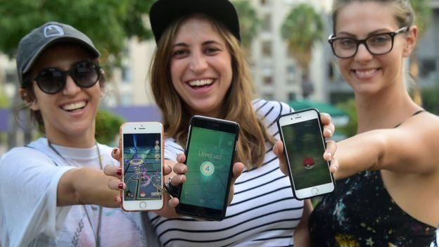 pokémon go. La aplicación para móviles está relacionada con robos