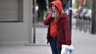 Rosario espera otra jornada fría, pero no tanto como la de ayer.