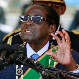 El mandatario de Zimbabwe, Robert Mugabe, pidió el arresto de los deportistas de su nación por su bajo rendimiento en los Juegos de Río 2016.