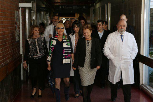 Bien y mal: Coto dona unidad intensiva p/Hospital Pirovano