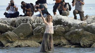Madrina. La actriz Sonia Bergamasco presidirá la apertura de la muestra.