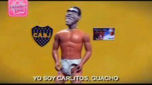 Carlitos feo
