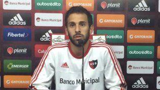 El volante rojinegro afirmó que el partido del próximo domingo será difícil.
