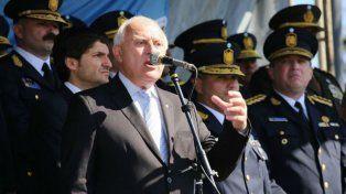 Lifschitz puso en funciones al nuevo jefe de la policía santafesina.