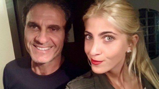 Oscar Ruggeri avisó que si se meten con su hija Candela va a haber una masacre
