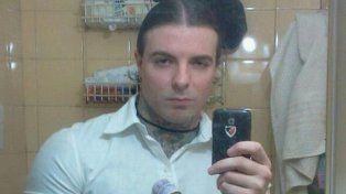 condenado. Matías Pera por ahora cumple prisión domiciliaria.