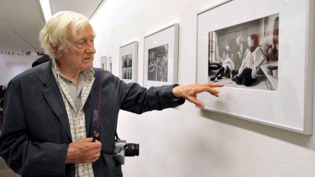 Figura. Riboud integró la agencia Magnum y publicó en Life y Paris Match.