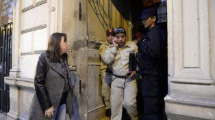 en el lugar. La fiscal Valeria Piazza Iglesias secuestró en octubre pasado elementos del local de Mendoza al 800