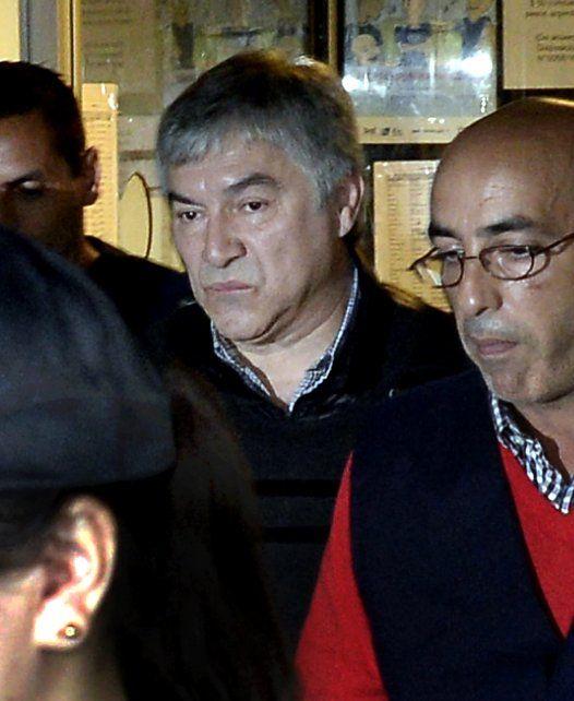 ruta del dinero k. Lázaro Báez está detenido en la cárcel de Ezeiza.