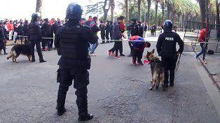 Control. El domingo habrá un operativo de seguridad con 400 agentes. Se aplicarán fuertes medidas