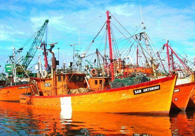 Imagen del barco San Antonino