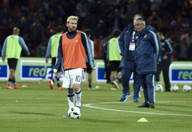Leo Messi mostró su mejor versión en su tan esperada vuelta a la selección