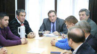 El ministro de Trabajo encabezó otra reunión de la Comisión Tripartita de la Construcción