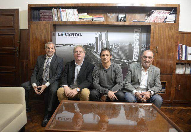 Nuevas autoridades del Club Provincial