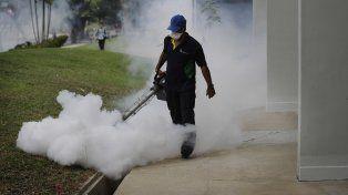 Un tercio de la humanidad vive en zonas de riesgo de propagación del virus del zika