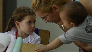 El acompañamiento de las madres y padres es decisivo para los aprendizajes de los más pequeños