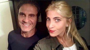 El ex futbolista y su hija anoche estuvieron en el programa de Marcelo Tinelli