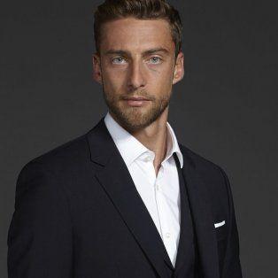 Además de un jugador de excepción, Claudio Marchisio es un galán italiano que rompecorazones.