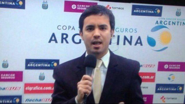 Maximiliano Fourcade, el periodista acusado de acosar mujeres, cerró una pésima semana: lo echaron de TyC