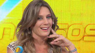 Rocío Marengo confesó que recibió mensajes del marido de Cinthia Fernández